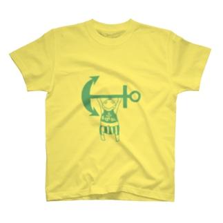 すーぱーまん(B)夏 T-shirts