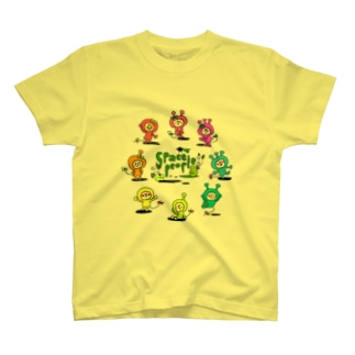 SpacePeople T-shirts