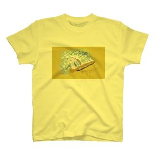 ワライカワセミ T-shirts