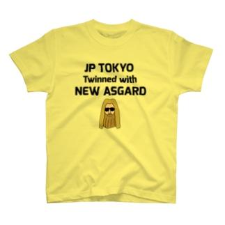 アスガルド東京おじさん T-shirts