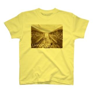 Livingbook T-shirts