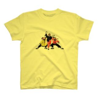 カンフーちゅんちゅん T-shirts