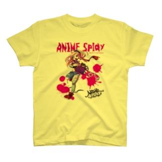 ANIME Splay vol.17 T-shirts