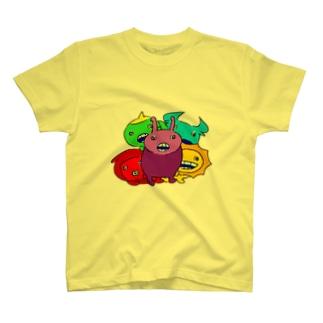 歯並び良好チーム T-shirts