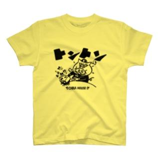 復刻版 トントン T-shirts