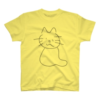 ゆるゆるねこねこ T-shirts