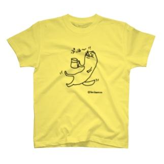 ホリカワウソ~ぷっは~編~ T-shirts