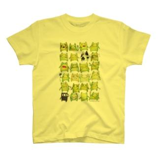 あの子がいっぱい T-shirts