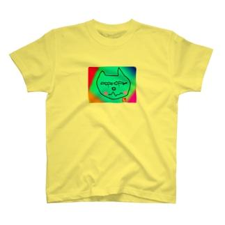 泣き虫ねこモン♡ T-shirts