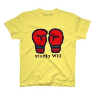 studio Will×INGRID オリジナルTシャツ A T-shirts