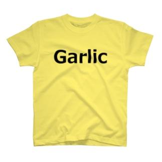Garlic  グッズ T-shirts