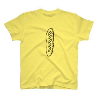 西日に照るハードパン T-shirts