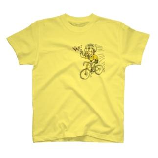 チャリダーベンちゃん T-shirts