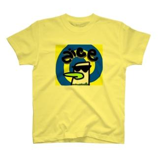イカす鳥No.1『Nice』 T-shirts