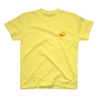 ロゴ小 T-shirts