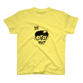 まきのこやのとりがとんだ T-shirts