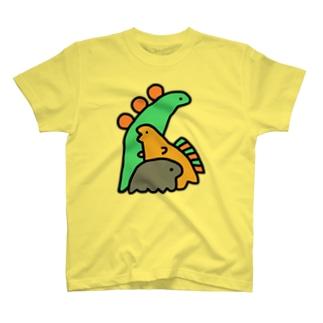 ダイナソーズ T-shirts