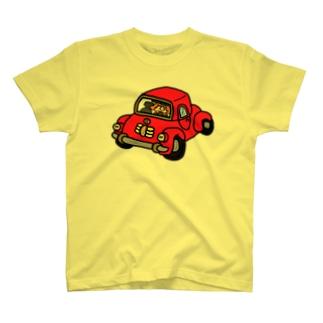 ドライブです♪ T-shirts
