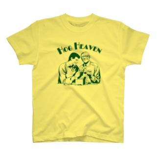 レトロサイクル - HOG HEAVEN T-shirts