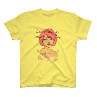 溶ける愛 T-shirts