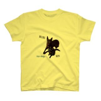 ぶりりん Tシャツ T-shirts