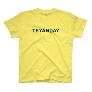 TEYANDAY 東京 T-shirts