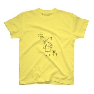 オリキャラシンプル T-shirts