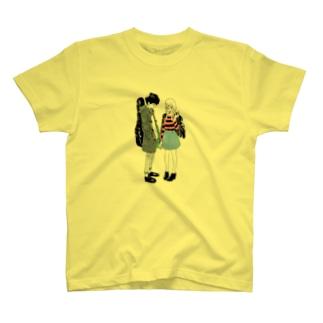 街でみかけたかわいい子たち T-shirts