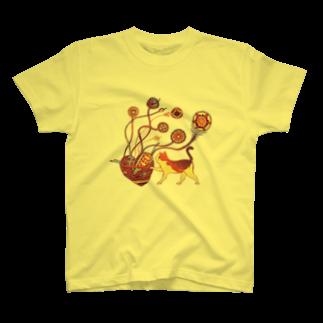 akaneyabushitaのKeep it Rollin' T-shirts