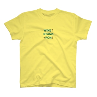 ポンの看板 T-shirts