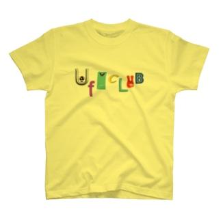 酒井いぶき x U.F.O.CLUBオリジナルTシャツ T-shirts