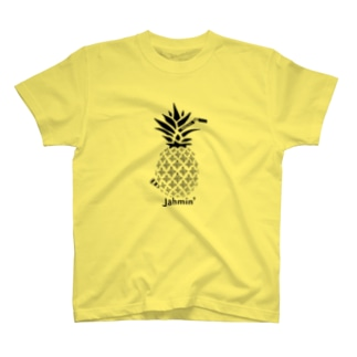 Jahmin' Pine Bong T-shirts
