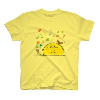 iam_mfyのもぐもぐ T-shirts