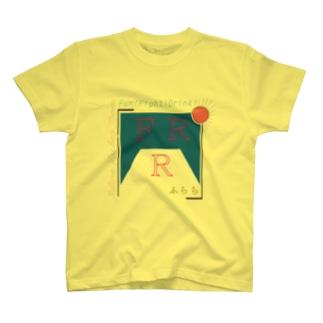 FRR(英語ロゴのみver.) T-shirts