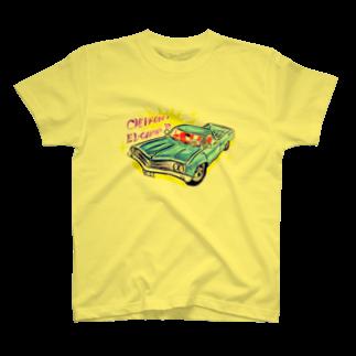 ヒロシのエルカミーノ65 T-shirts