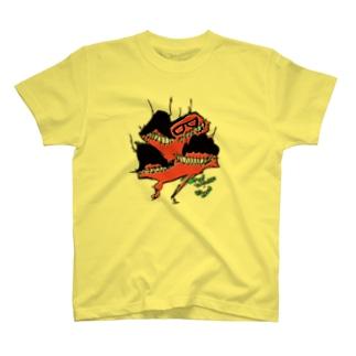 おとぎ話 x U.F.O.CLUBオリジナルTシャツ T-shirts