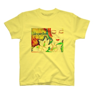 純粋な花のようにシリーズ2 T-Shirt