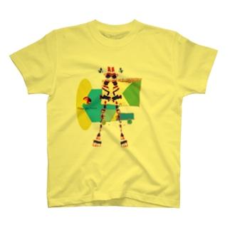 アーバンforウガンダ T-shirts