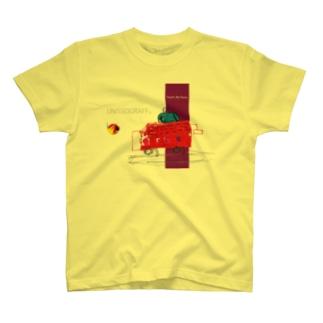 トラックほしいforウガンダ T-shirts