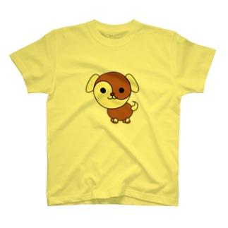 太極犬 T-shirts
