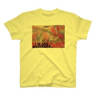 サイカ T-shirts