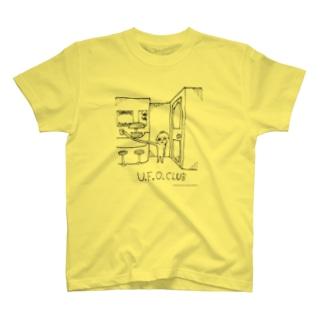 東高円寺U.F.O.CLUB webshopの大橋裕之 x U.F.O.CLUBオリジナルTシャツ T-shirts