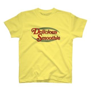 スムージー楕円-冰沙 T-Shirt