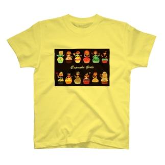 Cupcake Girls T-shirts