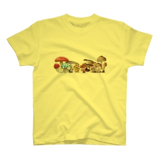 はまッシュ! バナー風 T-shirts