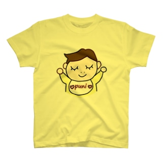 baby-puniシリーズ NEW T-shirts
