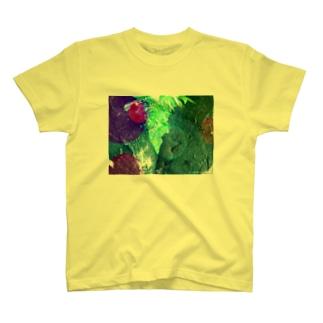かくれんぼリス T-shirts