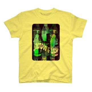 shampoo&rinse T-shirts