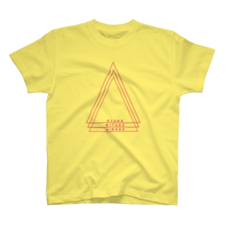 紅梅カラー T-shirts