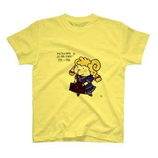 羊のメーメ T-shirts